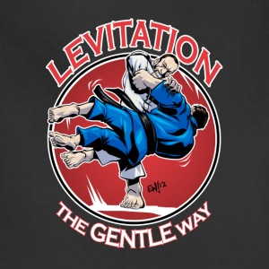 Judo Levitation The Gentle Way - Adjustable Apron