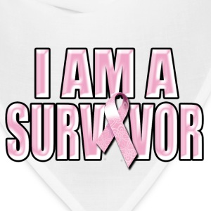 I Am A Survivor Women's T-Shirts - Bandana
