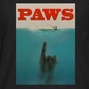 Paws Plakat Women's T-Shirts - Men's Premium Long Sleeve T-Shirt