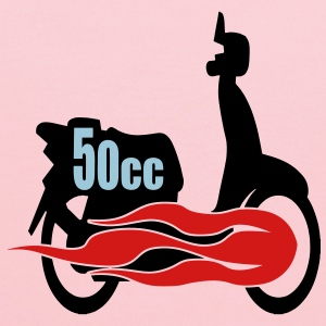 50cc Scooter T-Shirts - Kids' Hoodie