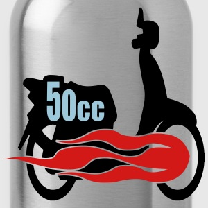 50cc Scooter T-Shirts - Water Bottle