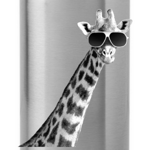 Cool Giraffe - Water Bottle