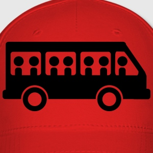 bus T-Shirts - Baseball Cap