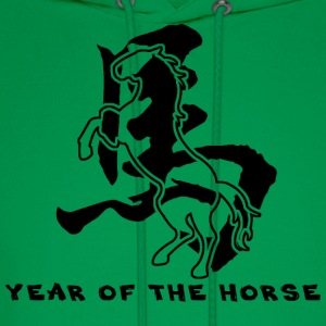 Year of The Horse T-Shirt - Men's Hoodie