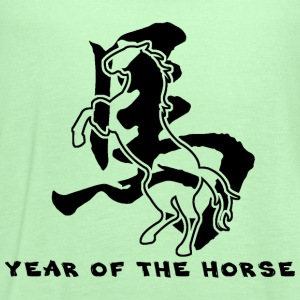 Year of The Horse T-Shirt - Women's Flowy Tank Top by Bella