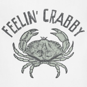 Feeling Crabby T-Shirts - Adjustable Apron