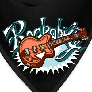 rockabilly logo T-Shirts - Bandana
