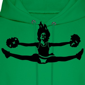 cheer T-Shirts - Men's Hoodie
