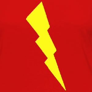 lightning bolt T-Shirts - Women's Premium Long Sleeve T-Shirt
