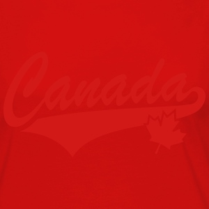 Canada Maple Leaf T-Shirt WR - Women's Premium Long Sleeve T-Shirt