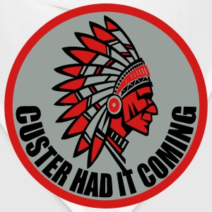 CUSTER HAD IT COMING T-Shirts - Bandana