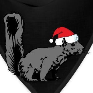 Christmas Squirrel - Bandana