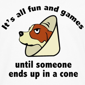 It's All Fun And Games - Men's Premium Long Sleeve T-Shirt