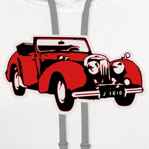 Roadster (3 colors) T-Shirts - Contrast Hoodie