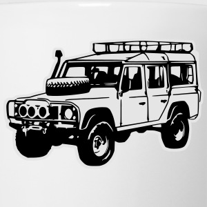 Defender Desert (2 color) T-Shirts - Coffee/Tea Mug