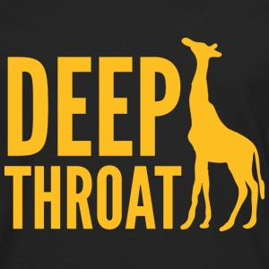 Deep Throat - Men's Premium Long Sleeve T-Shirt