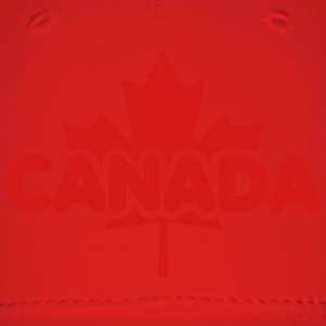 CANADA Maple Leaf Design T-Shirt WR - Baseball Cap