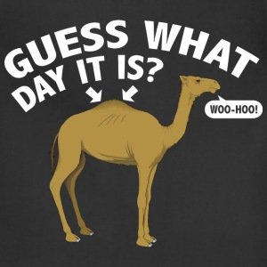 Guess What Day It Is? - Adjustable Apron