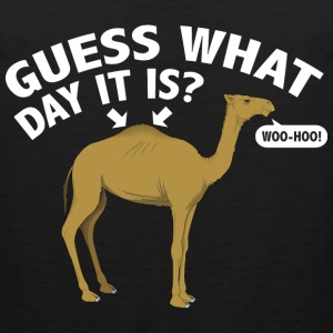 Guess What Day It Is? - Men's Premium Tank