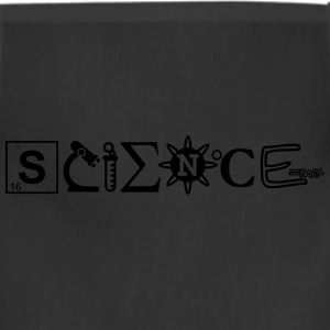 SCIENCE (Coexist alternative) T-Shirts - Adjustable Apron
