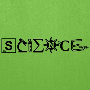 SCIENCE (Coexist alternative) T-Shirts - Tote Bag