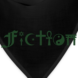FICTION (Coexist alternative) T-Shirts - Bandana