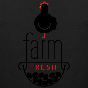 Farm Fresh Eggs - Men's Premium Tank