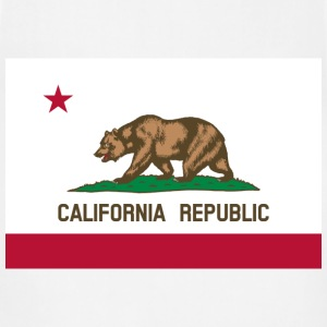 Flag of California - Adjustable Apron