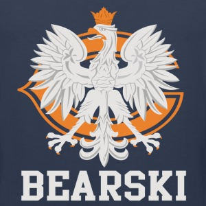 Bearski Polish Chicago Fan - Men's Premium Tank