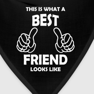 Best Friend  T-Shirts - Bandana