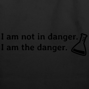 I am not in danger. I am the danger. T-Shirts - Eco-Friendly Cotton Tote