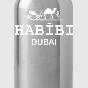 Habibi Dubai T-Shirts - Water Bottle