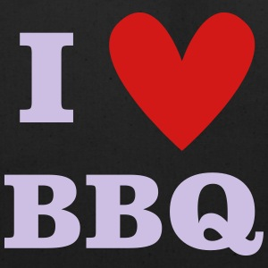 i Love BBQ T-Shirts - Eco-Friendly Cotton Tote