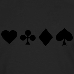 poker T-Shirts - Men's Premium Long Sleeve T-Shirt