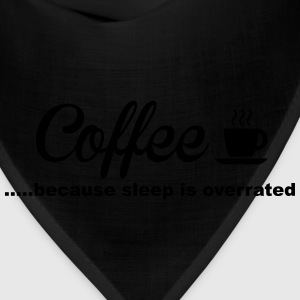 Coffee T-Shirts - Bandana