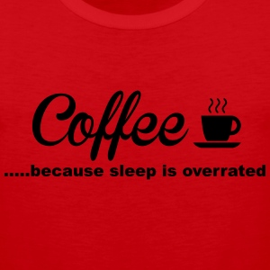 Coffee T-Shirts - Men's Premium Tank