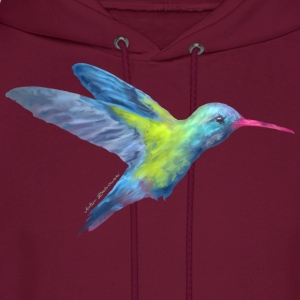 AD hummingbird Women's T-Shirts - Men's Hoodie
