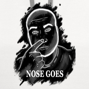 Nose Goes - Contrast Hoodie