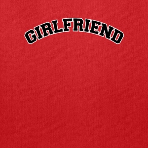 girl friend  T-Shirts - Tote Bag