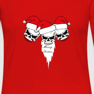 Merry Christmas T-Shirts - Women's Premium Long Sleeve T-Shirt