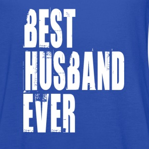 BEST HUSBAND EVER T-Shirts - Women's Flowy Tank Top by Bella