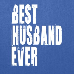 BEST HUSBAND EVER T-Shirts - Tote Bag