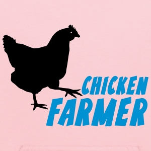 chicken Farmer Farming Agriculture T-Shirts - Kids' Hoodie