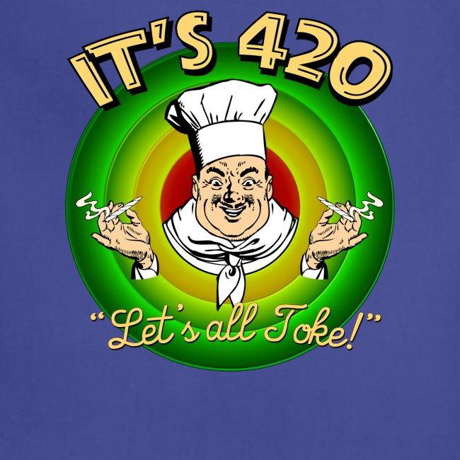 It's 420 - Let's all Toke!