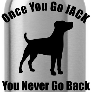 Once you go Jack Men's shirt - Water Bottle
