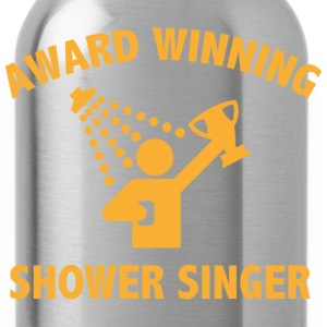 Award Winning Shower Singer - Water Bottle