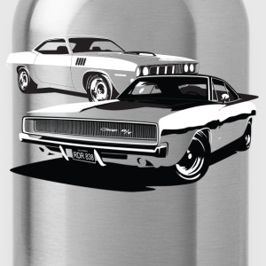 Plymouth 'Cuda T-Shirts - Water Bottle