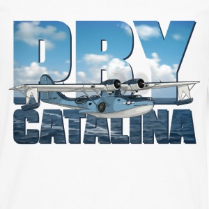 PBY-5 Catalina T-Shirts - Men's Premium Long Sleeve T-Shirt
