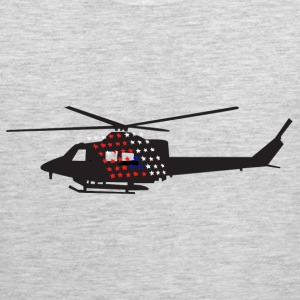 Helicopter - Men's Premium Tank