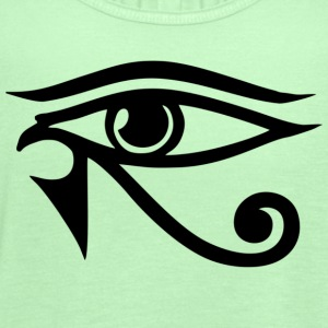 eye of horus - Women's Flowy Tank Top by Bella